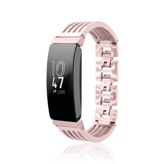 Fitbit Inspire 2 / Inspire / Inspire HR / Ace 2 - Bangle Ashbury - Silver, Gold and Rose Gold finish
