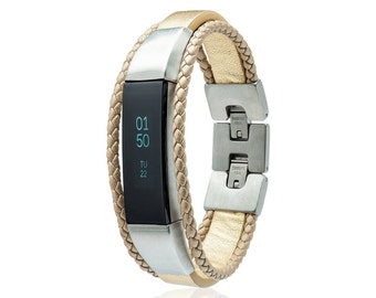Alta Bracelet  Aurel - Gold - Jewelry for Fitbit Alta - Alta HR and Ace