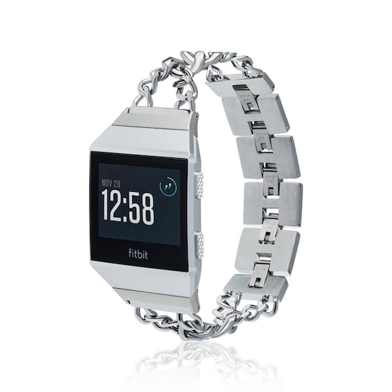 Fitbit Ionic Band -  BOND - more colors available - stainless steel