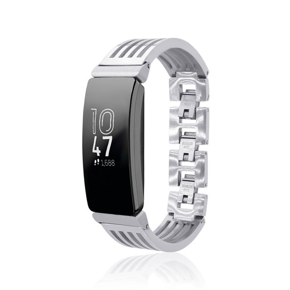 Bangle for Fitbit Inspire - Ashbury - Silver, Gold, Rose Gold