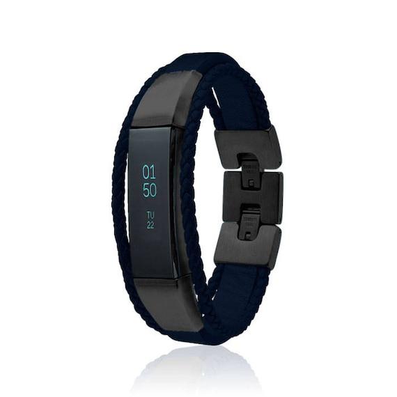 Bracelet Aurel - Blue - Jewelry for Fitbit Alta and Fitbit Alta HR