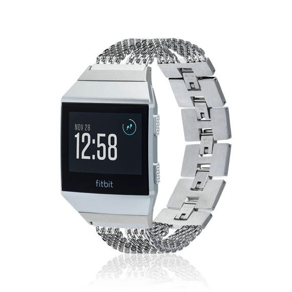 Fitbit Ionic Band - MILA - more colors available - stainless steel