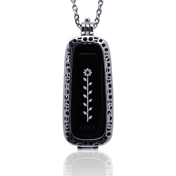 Necklace LOMA - Jewelry for Fitbit One - made stainless steel