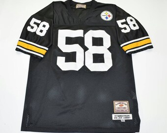 e43d7565b73 2004 Players of the Century Jersey. Retro Pittsburg Steelers