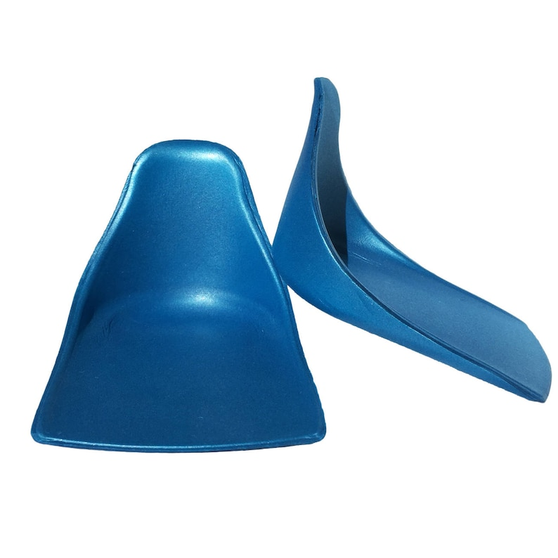 Achilles Shield Sport Heel Blister Prevention by Vertical Blue