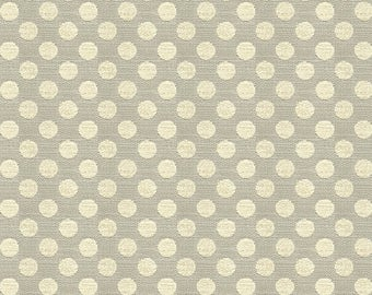 KRAVET LEE JOFA Kate Spade Dots Fabric 10 Yards Sterling