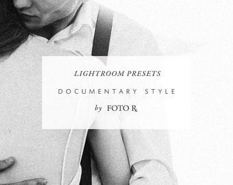 Documentary Style Lightroom Presets