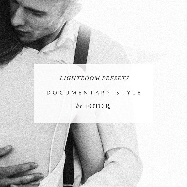 Documentary Style Lightroom Presets image 0
