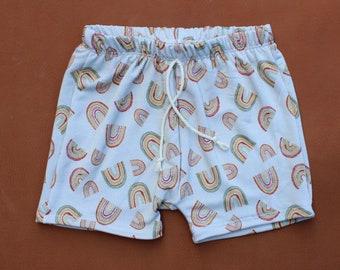 Jaron Midi Shorts