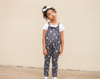 Camri Knotted Overalls