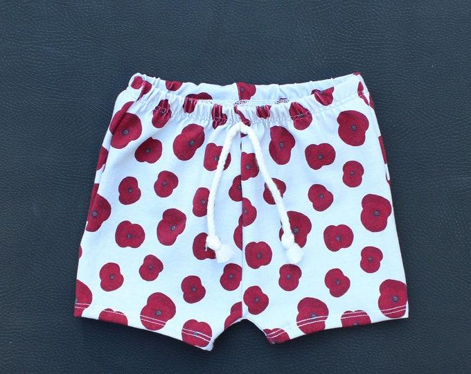 Poppy Mae Midi Shorts