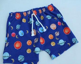 Noah Midi Shorts
