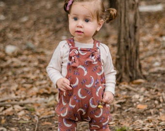 Emi Knotted Overalls