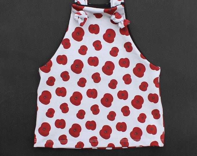 Poppy Mae Overall Dress