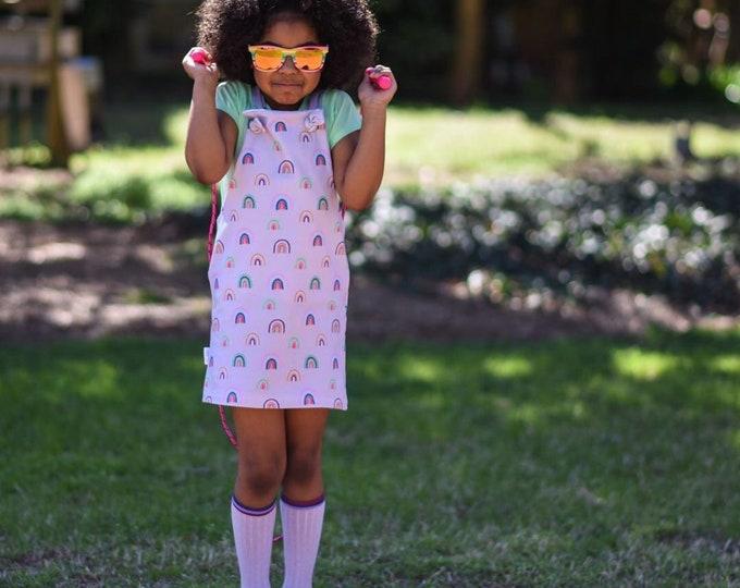 Harper Overall Dress
