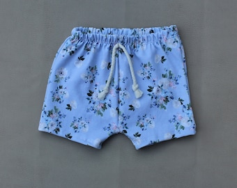 Reagan Midi Shorts
