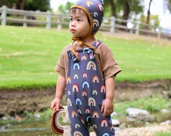 Joshua Finley Knotted Overalls