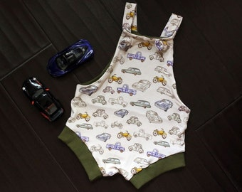 Robert Knotted Overalls