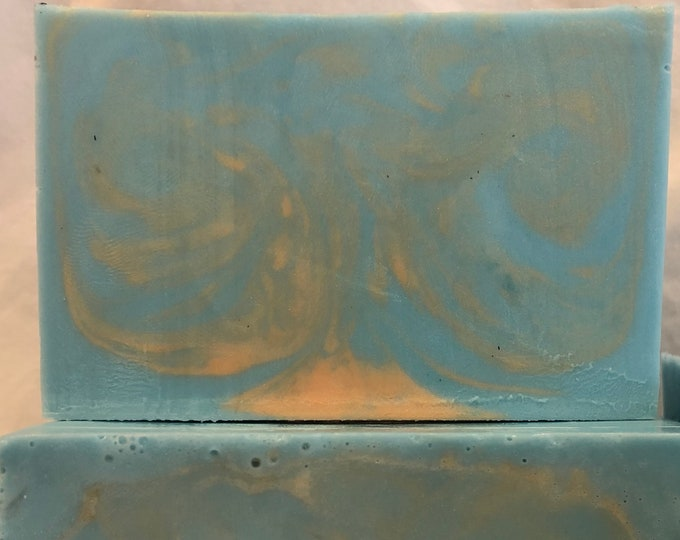 Sun & Sand Goats Milk Soap