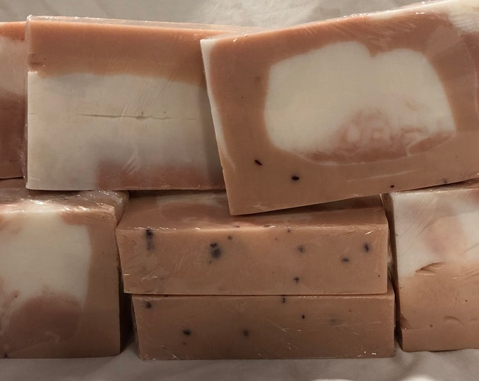 Tobacco Bourbon Goat Milk Soap