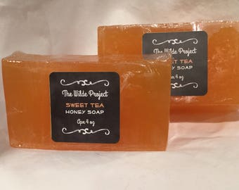 Sweet Tea Honey Soap
