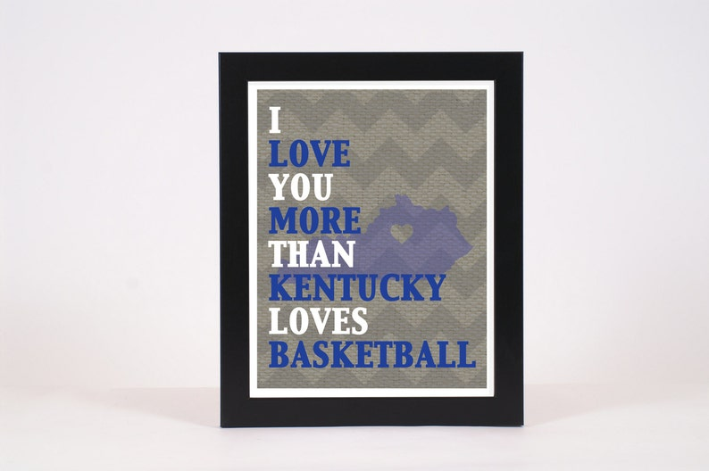 image regarding Uk Basketball Schedule -16 Printable titled Kentucky Basketball artwork - Printable Poster - Lexington Ky Decor - wall decor - electronic poster print - Quick Obtain - Wall Artwork print