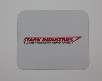Stark industries etsy stark industries logo mouse pad colourmoves