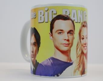 Big Bang Theory Ceramic Coffee Mug