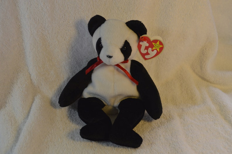 c5e5bddbbb5 FORTUNE TY Beanie Baby Rare 1997 Mint Condition