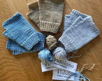 Marni Mitts Knitting Pattern