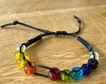 Abacus 1-10 Counting Bracelet - Custom Colors