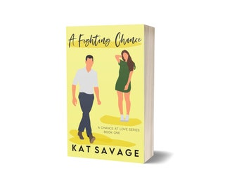 A Fighting Chance - Signed Paperback