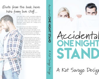 Premade Cover - Accidental One Night Stand
