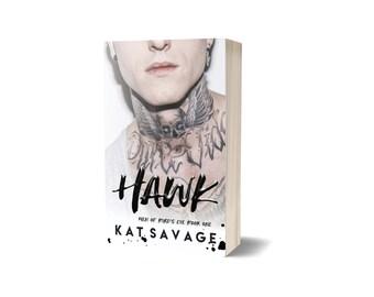 Hawk - Signed Paperback
