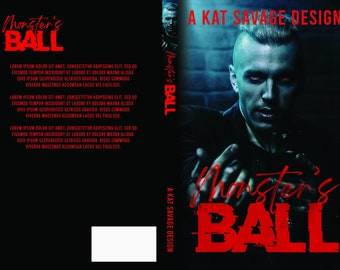 Premade Cover - Monster's Ball