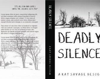 Premade Cover - Deadly Silence