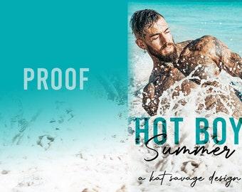 Premade Cover - Hot Boy Summer