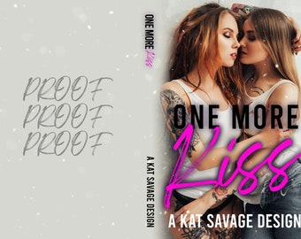 Premade Cover - One More Kiss