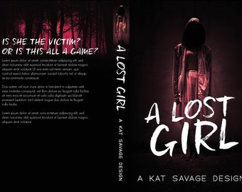 Premade Cover - A Lost Girl