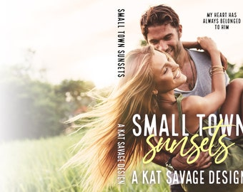 Premade Cover - Small Town Sunsets