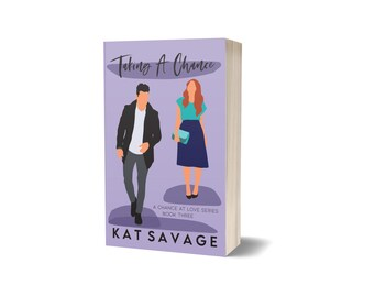 Taking A Chance - Signed Paperback