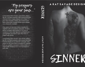 Premade Cover - Sinner
