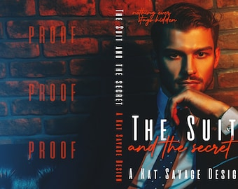 Premade Cover - The Suit and The Secret