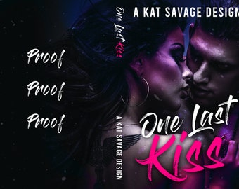 Premade Cover - One Last Kiss