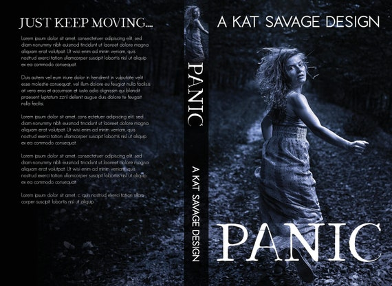 Premade Cover - Panic