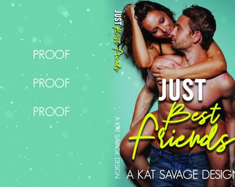 Premade Cover - Just Best Friends