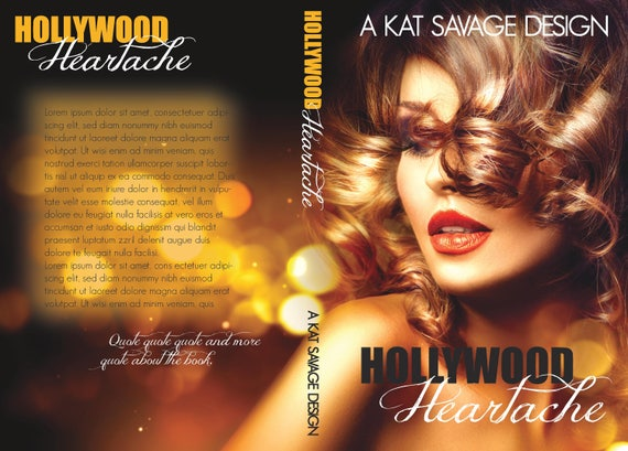 Premade Cover - Hollywood