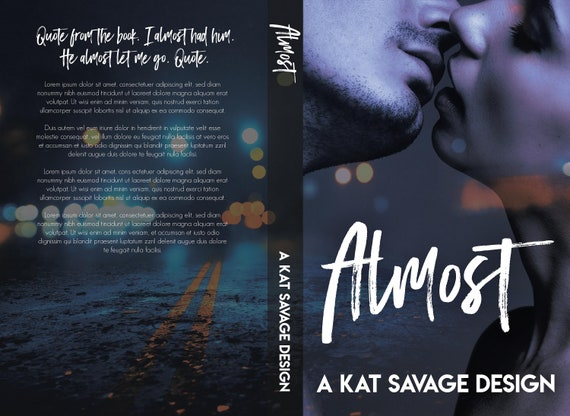 Premade Cover - Almost