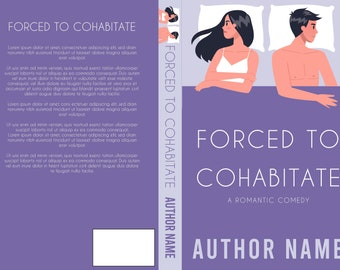 Premade Cover - Forced To Cohabitate