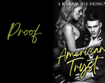 Premade Cover - American Tryst